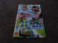 Guiseley v Tamworth, 2009/10 [FAT]